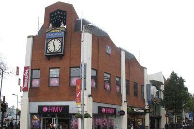 Arcadia Shopping Centre, Ealing W5