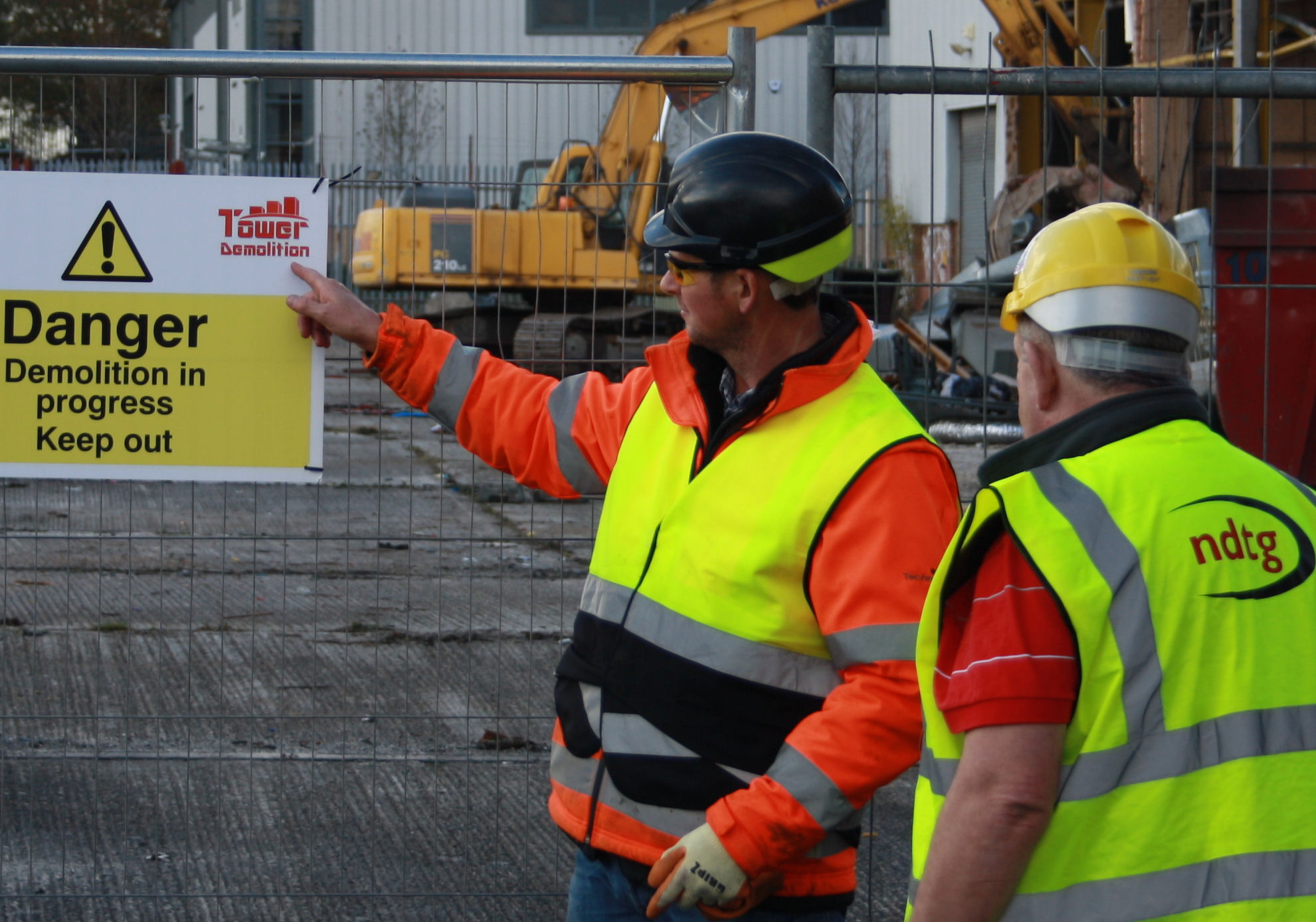 Tower Demolition Resources & Downloads