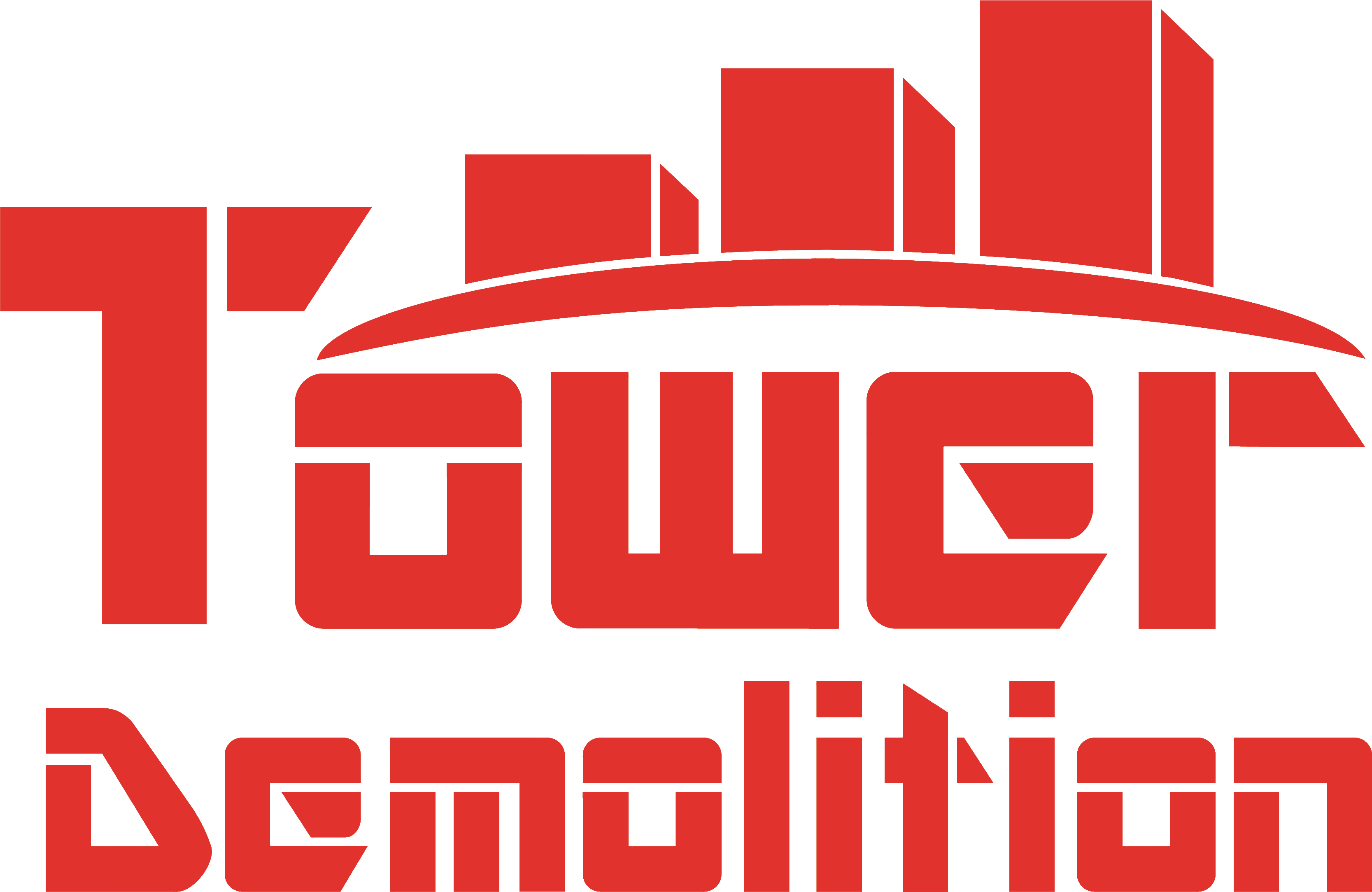 Tower Demolition Logo 2017